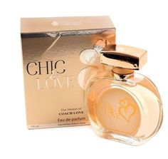 Free Shipping~! Chic&Love Perfume for Women-Our version of Coach Love 100ml (Impression Perfume/Imitation Perfume)