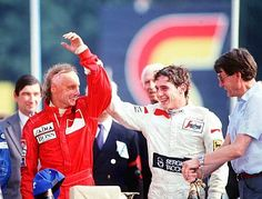 Champions: Niki & Ayrton __ F&O Forgotten Nobility