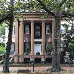 Architectural Savannah  | City Cheat Sheet:  Savannah, Georgia | Recommendations on where to stay, shop, eat and play