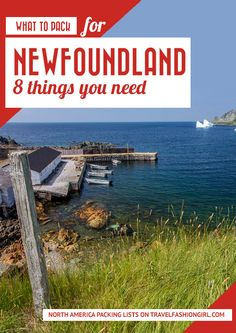 Newfoundland's ever-changing weather can easily take you off guard! No matter what time of year you plan on visiting, here's what to pack for Newfoundland! Newfoundland Canada, Newfoundland And Labrador, New Brunswick Canada, East Coast Travel, What To Pack, Ireland Travel, Canada Travel, Thailand Travel, Solo Travel