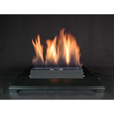 American Fire Products Rectangle 54 x 28 in. Black Vinyl Fire Pit Cover - AFP-PIT-RCTCOV-54