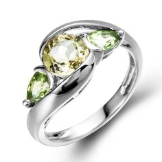 Hutang Pure Lemon Quartz & Peridot Stable 925 Sterling Silver Ring Inexperienced Gemstone Girls's Tremendous Jewellery Wedding ceremony - Silver Jewellery 925 - SHOP NOW Wedding Jewelry, Wedding Rings, Wedding Ceremony, Silver Jewelry, Silver Rings, Peridot Stone, Lemon Quartz, Pure Products, Engagement Rings