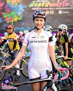 Biking clothes might describe: Bicycle helmet · Cycling glove · Cycling jersey · Cycling shoes · Cycling shorts Cycling Wear, Cycling Girls, Cycling Outfit, Cycling Shoes, Bmx Girl, Female Cyclist, Cycle Chic, Bicycle Girl, Sport Girl