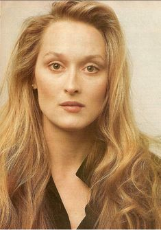 a young meryl - all time favorite actress