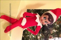 Video on how to make your elf on the shelf bendable!
