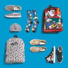 Family-Must-Have; Vans X Disney