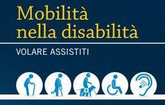 Servizi ai passeggeri con disabilità o mobilità ridotta - Aeroporto Internazionale Catania