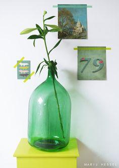 Interior Styling, Green