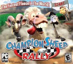 Champion Sheep Rally #gameuniverse #videogames #gamer #xbox #nintendo #playstation
