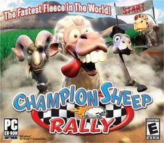 Champion Sheep Rally #gameuniverse #videogames #gamer #xbox #nintendo #playstation