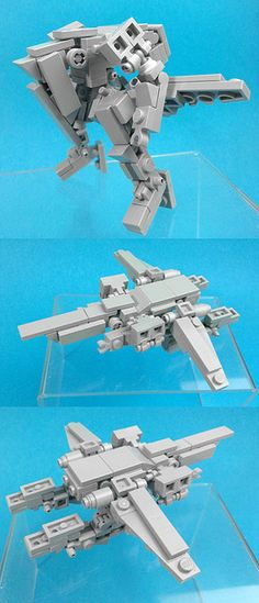 Transforming robot by zizy00220022, via Flickr