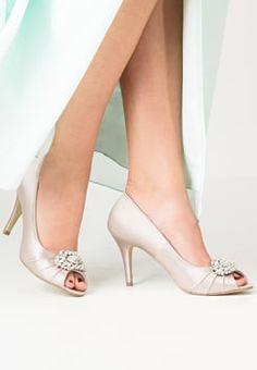 Paradox London Pink - TENDER - Peep-toes - taupe