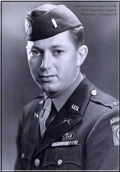 2nd Lt. James J. Coyle - E Co. - 505th PIR