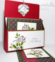 Beautiful Season by ilinacrouse - Cards and Paper Crafts at Splitcoaststampers