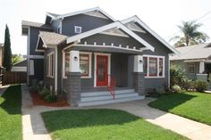 3646 East 4th Street, Long Beach CA  Bungalow Addition Remodel
