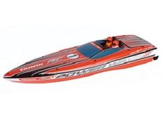The Carrera Power Wave radio controlled boat from the Carrera radio control range is a great boat offering lots of outdoor fun! This boat is ready built and ready to run and includes everything you require in the box!  The range control ensures the boat automatically re-enters the control range when it reaches the edge of the transmitter range.