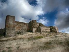 Castillo de Montemolín. Ruta de los castillos del sur de Badajoz