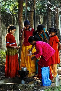 It's All About Clean Water ~ India