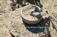 Interaction Imagination: outdoor environments