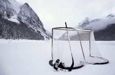 ultimate pond hockey