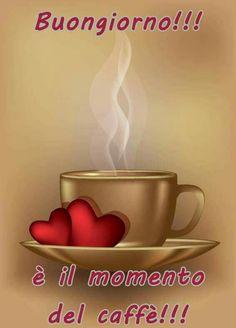 Italian Greetings, Good Morning Good Night, Start The Day, B & B, Sign, Stickers, Google, Frases, Nice Day