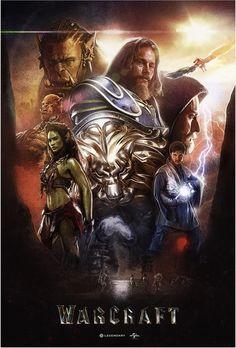 Duncan Jones Addressing Sequel to Warcraft Movie #worldofwarcraft #blizzard #Hearthstone #wow #Warcraft #BlizzardCS #gaming