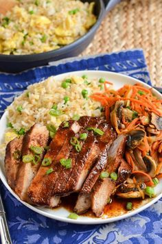 chinese meals Slimming Eats Low Syn Chinese Pork - gluten free, dairy free, Slimming World and Weight Watchers friendly - great a delicious Chinese meal in your own home. Pork Recipes, Asian Recipes, New Recipes, Dinner Recipes, Cooking Recipes, Healthy Recipes, Cooking Tips, Cooking Games, Lunches