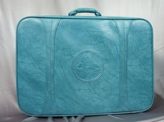 RESERVED for Manon American Tourister 70's luggage by PurseFancy