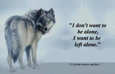Left Alone - animal, fantasy, abstract, wolf Wisdom Quotes, True Quotes, Motivational Quotes, Inspirational Quotes, Wolf Spirit, My Spirit Animal, Lone Wolf Quotes, Wolf Qoutes, Warrior Quotes