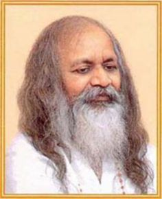 His Holiness Maharishi Mahesh Yogi, founder of the Transcendental Meditation Movement.