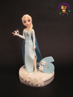 Frozen Cake - Cake by Sheila Laura Gallo