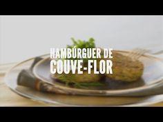 Hambúrguer de couve-flor | Dicas de Bem-Estar - Lucilia Diniz - YouTube