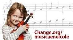 Devuelva la asignatura de música a la educación primaria