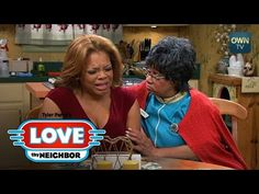 As Hattie attempts to comfort her heartbroken daughter, she imparts the valuable lessons she's learned from past relationships. Love Thy Neighbor, Tyler Perry, Past Relationships, Love Your Neighbour