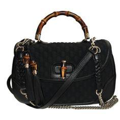 Tip: Gucci Handbag (Black)