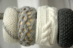 This may be my next project, although I need to brush up on my crocheting skills.