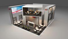 Exhibition Stand Design, Show Booth, Double Deck, Pop Display, Trade Show, 3d Design, Exhibitions, Indoor Outdoor, Dubai