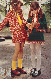 60s And 70s Fashion, 70s Inspired Fashion, Seventies Fashion, Retro Fashion, Kids Fashion, Vintage Fashion, Fashion Models, Fashion Outfits, 1969 Fashion
