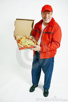 Pizza Delivery Man Uniform Stock Photos, Images, & Pictures – (373 Images)