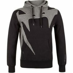 "Venum ""ASSAULT"" HOODIE - BLACK/GREY"