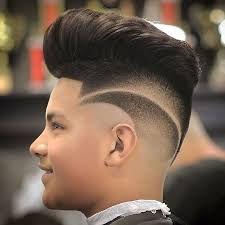 Resultado de imagem para cortes de cabelo com desenho
