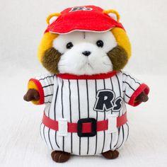 北海道 限定 あらいぐま ラスカル 野球ユニフォーム