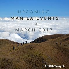 Upcoming Manila Events in March 2017 Events In March, 2017 Events, Upcoming Events, Trade Show, Manila, Philippines, Beach, Outdoor, Outdoors