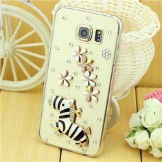 Samsung S7 / S7 Edge , Luxury Rhinestone Diamond Samsung Galaxy S7 / S7 edge