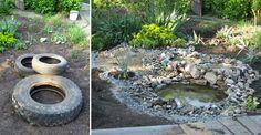 Build a wonderful, relaxing spot in your garden.