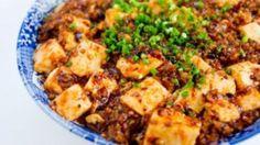 Tofu com carne de porco