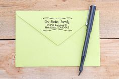 Return Address Self-Inking Stamp Address Stamp by TheStampCompany $19.99