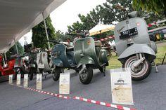 Strada de Passione  Vespa 1950 - 2013