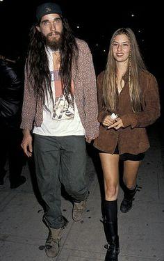 Sofia Coppola & Daniel Day Lewis, 1992