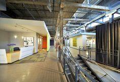 14 coolste kantoren in de wereld: Tumblr http://www.kantoorruimtevinden.nl/blog/14-coolste-kantoren-de-wereld/